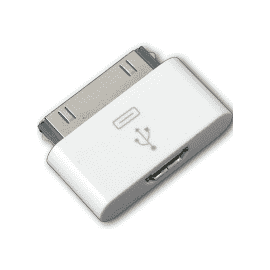 ADAPTADOR : MICRO A 4G / 4S