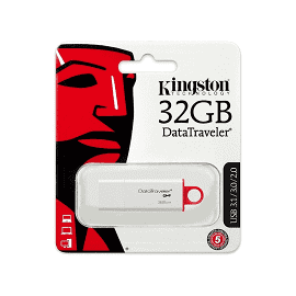 USB DT : 32GB KINGSTON