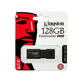 USB DT : 128GB KINGSTON
