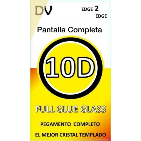 Y9 2019 HUAWEI Blanco CRISTAL Pantalla Completa FULL GLUE