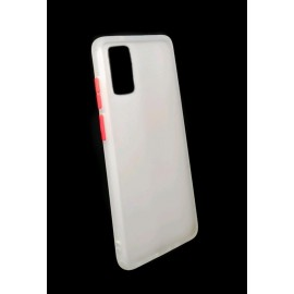 S20 Plus SAMSUNG FUNDA AntiGolpe Mate BLANCO