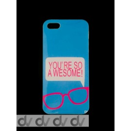 DV FUNDA DIBUJO IPHONE 5G YOU'RE SO A WESOME