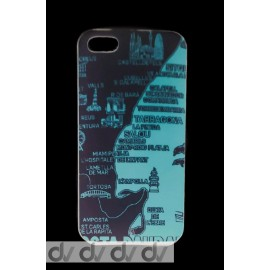 DV FUNDA BRILLI PURPURINA IPHONE 5G/5S/5SE TARRAFGONA