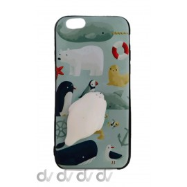 iPHONE 6 FUNDA MUÑECO Achuchable FOCA