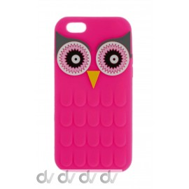 iPHONE 6 FUNDA Bunny BUHO ROSA