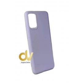 DV FUNDA A51 SAMSUNG SILICONA DURA 3MM LILA