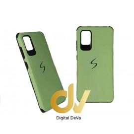 DV FUNDA A51 SAMSUNG S - PVC VERDE OLIVA