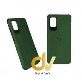 DV FUNDA A51 SAMSUNG S - PVC VERDE