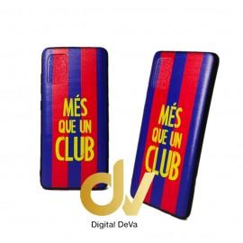 DV FUNDA A71 SAMSUNG DIBUJO RELIEVE 5D MES QUE UN CLUB