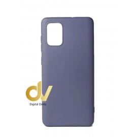 DV FUNDA A71 SAMSUNG SILICONA DURA 2MM GRIS