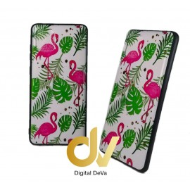 A81 / Note 10 Lite Samsung Funda Dibujo 5D FLAMENCOS