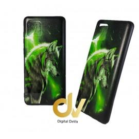 A81 / Note 10 Lite Samsung Funda Dibujo 5D LOBO