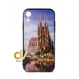 iPhone XR Funda Souvenir 5D SAGRADA FAMILIA
