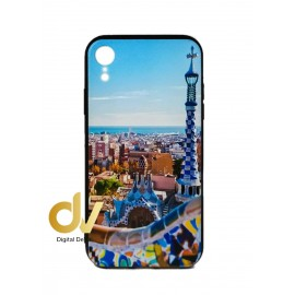 DV iPHONE Xr FUNDA Souvenir 5D GAUDI