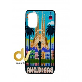 DV S20 Plus FUNDA Souvenir 5D PLAZA COLON