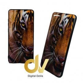 A81 / Note 10 Lite Samsung Funda Dibujo 5D TIGRE