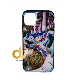 DV iPHONE 11 FUNDA Souvenir 5D LAGARTO