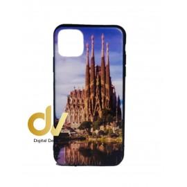 DV iPHONE 11 Pro Max FUNDA Souvenir 5D SAGRADA FAMILIA