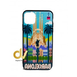 DV iPHONE 11 Pro Max FUNDA Souvenir 5D PLAZA COLON