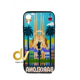 iPhone XR Funda Souvenir 5D PLAZA COLON