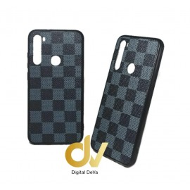 DV REDMI NOTE 8 XIAOMI FUNDA LIMITED EDITION CUADROS AZUL