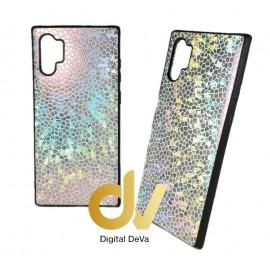Note 10 Plus / Pro Samsung Funda Brilli PLATA