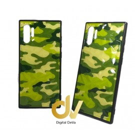DV NOTE 10 PLUS / PRO FUNDA DIBUJO DIAMOND MILITAR
