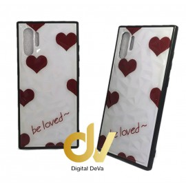 DV NOTE 10 PLUS / PRO FUNDA DIBUJO DIAMOND BE LOVED