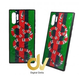 DV NOTE 10 PLUS / PRO FUNDA DIBUJO DIAMOND CORAL