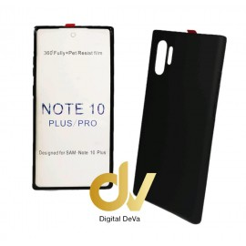 DV NOTE 10 PLUS / PRO SAMSUNG FUNDA PC 360 NEGRO
