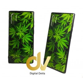 DV NOTE 10 PLUS / PRO SAMSUNG FUNDA DIBUJO RELIEVE 5D MARIHUANA