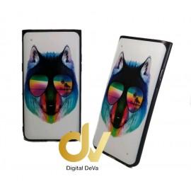 A90 5G Samsung Funda Dibujo 5D PERRO