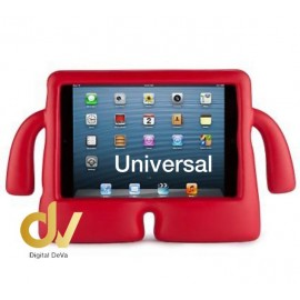 Universal Funda i-Buy Tablet 10'' Rojo