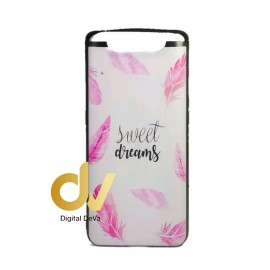 DV A80 SAMSUNG FUNDA  DIBUJO RELIEVE 5D SWEET DREAMS