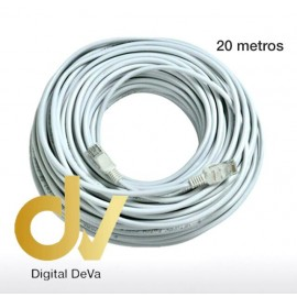 Cable 20MTS ETHERNET