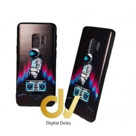 S9 Samsung Funda Dibujo 5D ASTRONAUTA