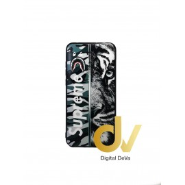 DV REDMI 5 PLUS  XIAOMI  FUNDA DIBUJO RELIEVE 5D SUPREME TIGRE