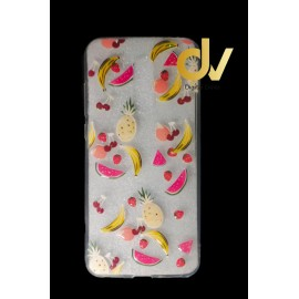 DV REDMI 5 PLUS XIAOMI FUNDA RELIEVE FRUTAS