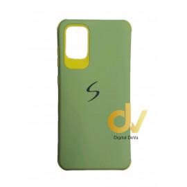 DV FUNDA A71 SAMSUNG S - PVC VERDE / AMARILLO