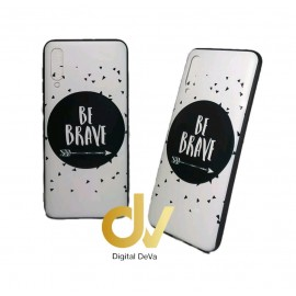DV A50 SAMSUNG FUNDA DIBUJO RELIEVE 5D BE BRAVE