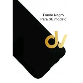 DV P30 LITE NEGRO HUAWEI FUNDA SILICONA NEGRO