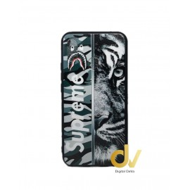 DV PSMART PLUS HUAWEI FUNDA DIBUJO RELIEVE 5D SUPREME LEON