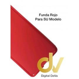 DV A520 / A5 2017 SAMSUNG FUNDA Tpu ROJO