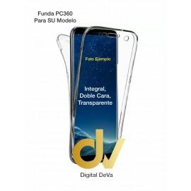 J330 / J3 2017 / J3 Pro Samsung Funda Pc 360 Transparente