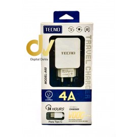 Cargador Tipo C pack 2 en 1 A60