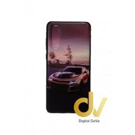 DV P30 HUAWEI FUNDA DIBUJO RELIEVE 5D AUTOMOVIL