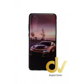 DV P30 HUAWEI FUNDA DIBUJO RELIEVE 5D AUTOMOVIL
