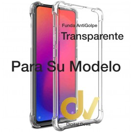 A10S Samsung Funda Antigolpe Transparente