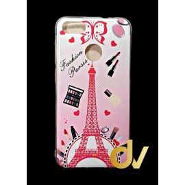 P9 Lite Mini Huawei Funda Dibujo PARIS FASHION