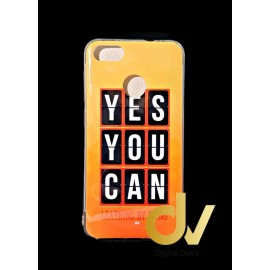 DV P9 LITE MINI HUAWEI FUNDA DIBUJO YES YOU CAN